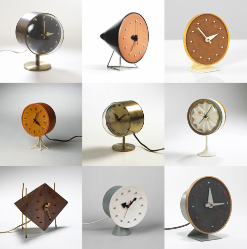Nelson-table-clocks-2